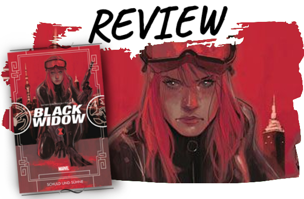 Black Widow Comic Rezension
