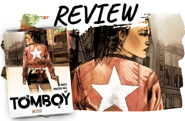 Tomboy Splitter Comic Rezension