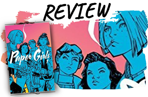 Paper Girls Comic Rezension