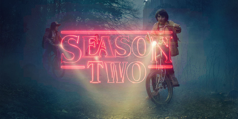 Header Stranger Things Season 2