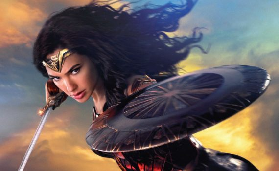 Wonder Woman Gal Gadot seeher Award