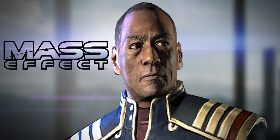 Admiral David Anderson Mass Effect