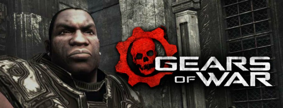 Cole Train Gears of War