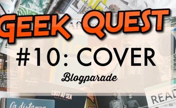 GeekQuest 10 Cover