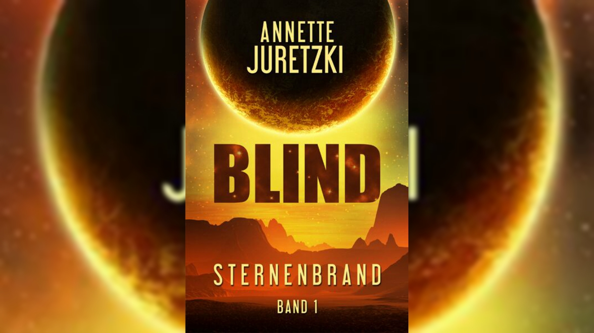 Annette Juretzki Blind Rezension